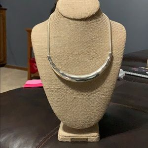 Chloe+Isabel La Lune Sculpted Collar Necklace